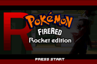 Pokémon FireRed: Rocket Edition ( Completed )