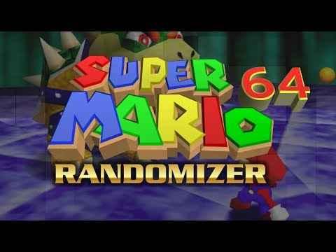 Super Mario 64 Randomizer
