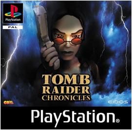 Tomb Raider: Chronicles – PS1