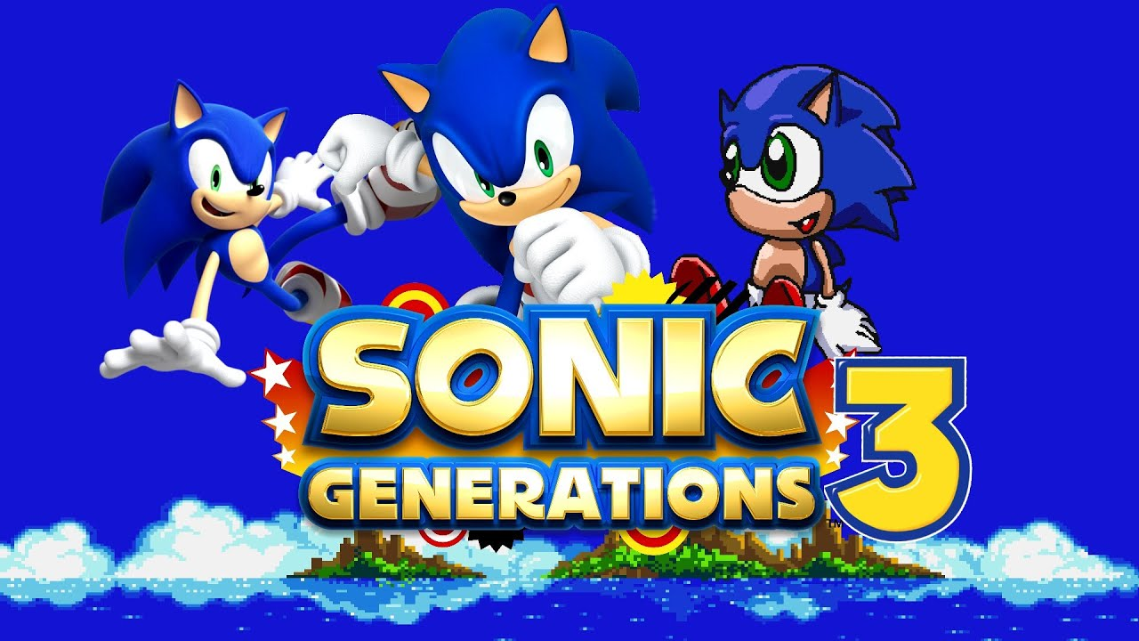 Sonic 3 – Generations Edition