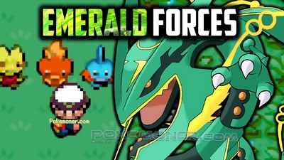 Pokemon Emerald Forces (GBA)