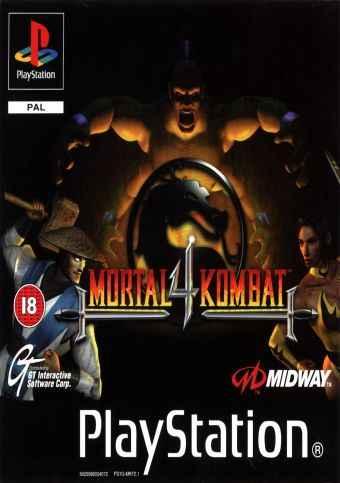 Mortal Kombat 4 – PS1