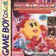 Ms. Pac-Man: Special Color Edition (Gameboy Color)