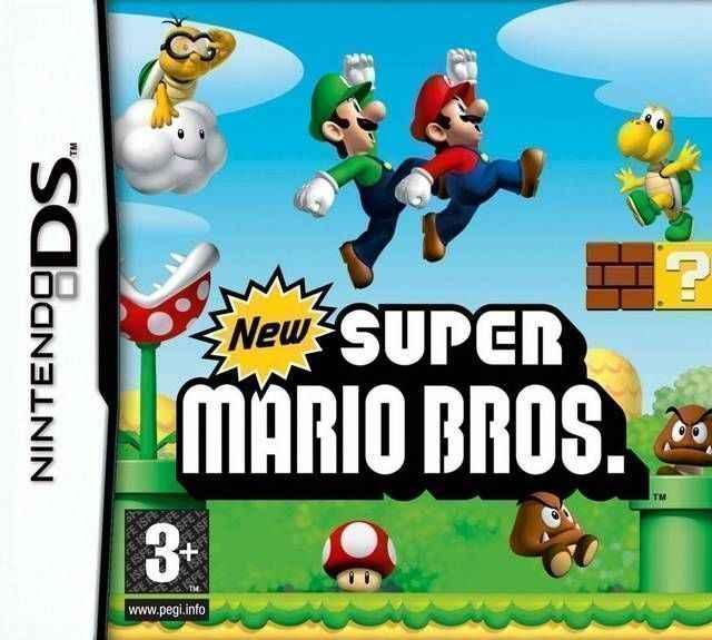 New Super Mario Bros. (Supremacy) (EU)