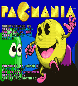 Pac Mania (1988)(Grandslam Entertainments)