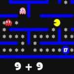 Pacman de Adição e Multiplicação de Inverno