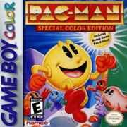 Pac-Man: Special Color Edition (Gameboy Color)