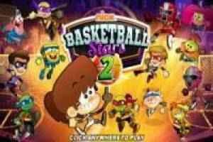 Nickelodeon Estrelas do Basquete 2