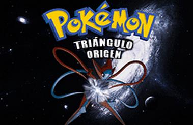 Pokemon Triangulo Origen (GBA)