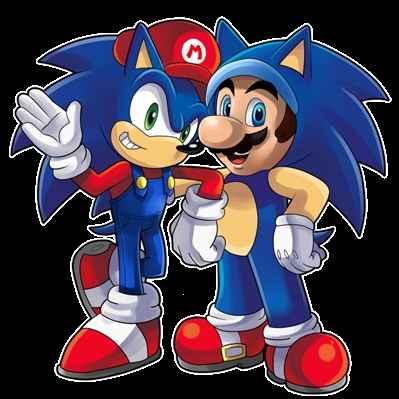 Sonic no mundo de Mario