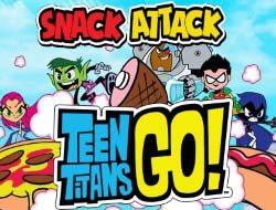 Play Teen Titans Go! Snack Attack