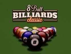 Play 8 Bolas de Bilhar Clássico on-line