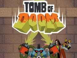 Ben 10 Tomb of Doom