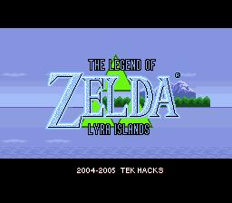 Zelda: A Link to the Islands
