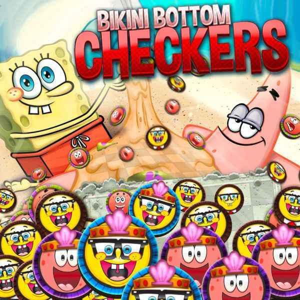 Play Bikini Bottom Chess
