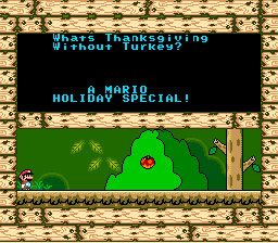 What's Thanksgiving Without Turkey?  – Super Mario World