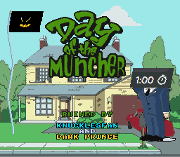 Day of the Muncher – Super Mario World