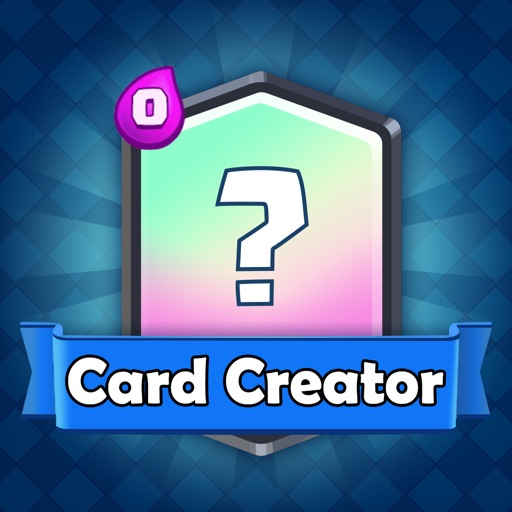 Clash Royale Card Maker