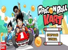 Play DragonBall Kart