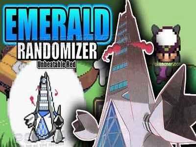 Pokemon Emerald Randomizer Unbeatable Red