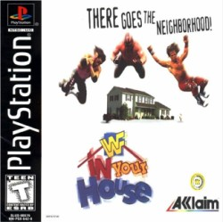 WWF in Your House – PS1
