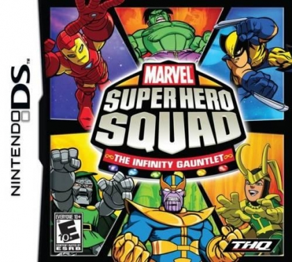 Marvel Super Hero Squad – The Infinity Gauntlet (USA) (En,Fr)
