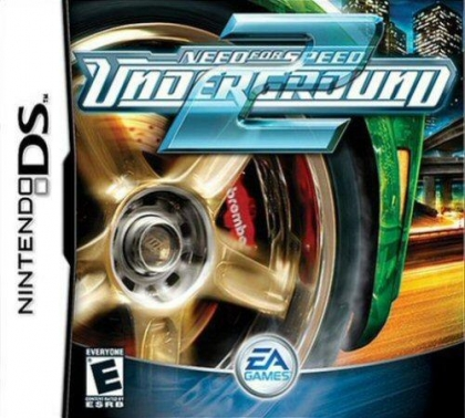 Need for Speed – Underground 2 NDS