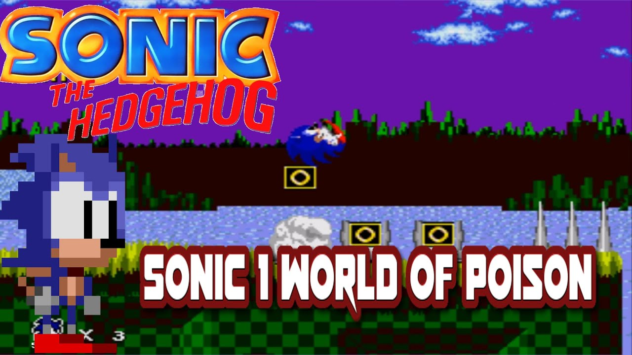 Sonic 1 World Of Poison
