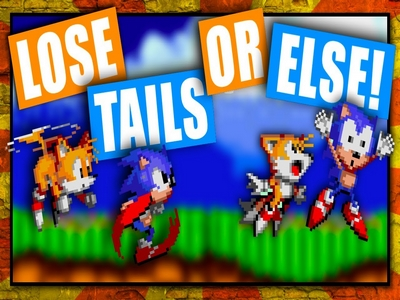 Sonic 2: Lose Tails Or Else