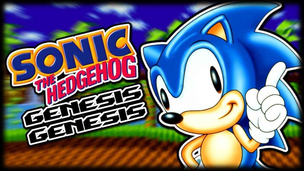 Sonic the Hedgehog Genesis (Genesis)