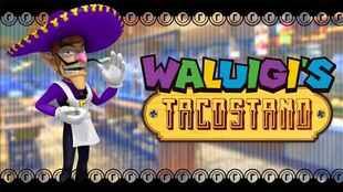 Waluigi's Taco Stand – N64
