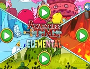 Play Adventure Time Elemental