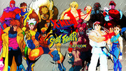 X-Men Vs. Street Fighter (Euro 961004)