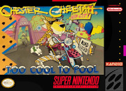 Chester Cheetah: Too Cool to Fool (SNES)