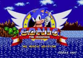 Sonic the Hedgehog: No Music Edition