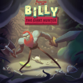 Adventure Time Billy Giant Hunter