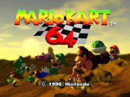 Mario Kart 64: Battle Kart 64