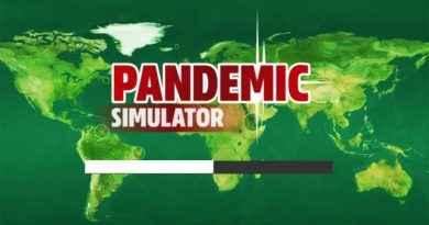 Simulador de Pandemia Online