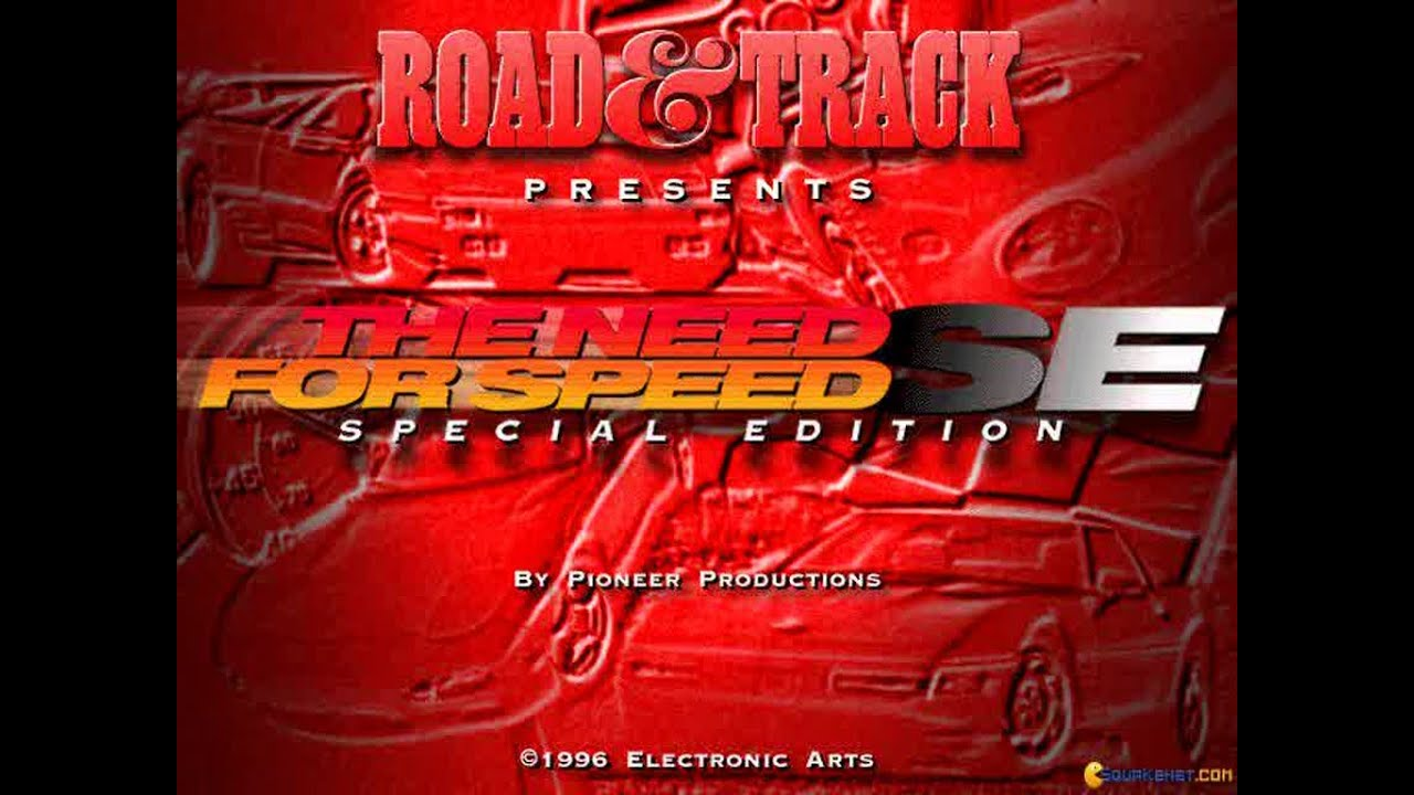 The Need for Speed – Special Edition