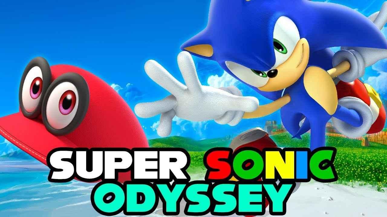 Super Sonic Odyssey