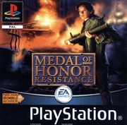 Medal of Honor Underground PSX