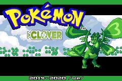 Pokemon Clover – GBA