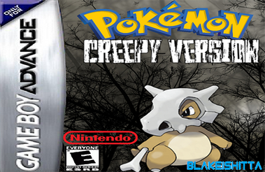 Pokemon Creepy (GBA)