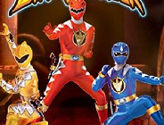 Power Rangers Dino Thunder Red Hot Rescue