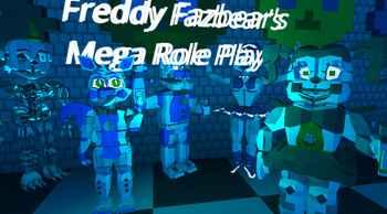 Kogama: Freddy Fazbear's Mega Role Play