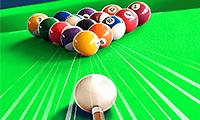 Play Embate de Bilhar: 8 Bolas