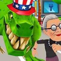 Play Angry Gran Run: Miami