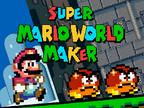Super Mario World Maker – v1.0.1 – A Scrolling Platformer Creator