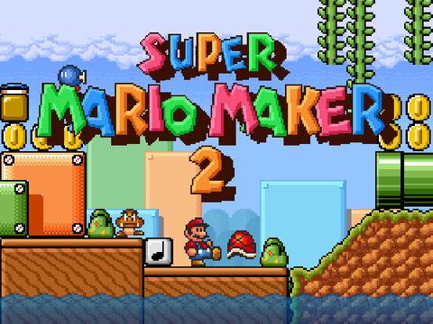 Super Mario Maker 2 – A Platformer Creator