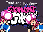 Toad and Toadette Trace (Friday Night Funkin' Style)